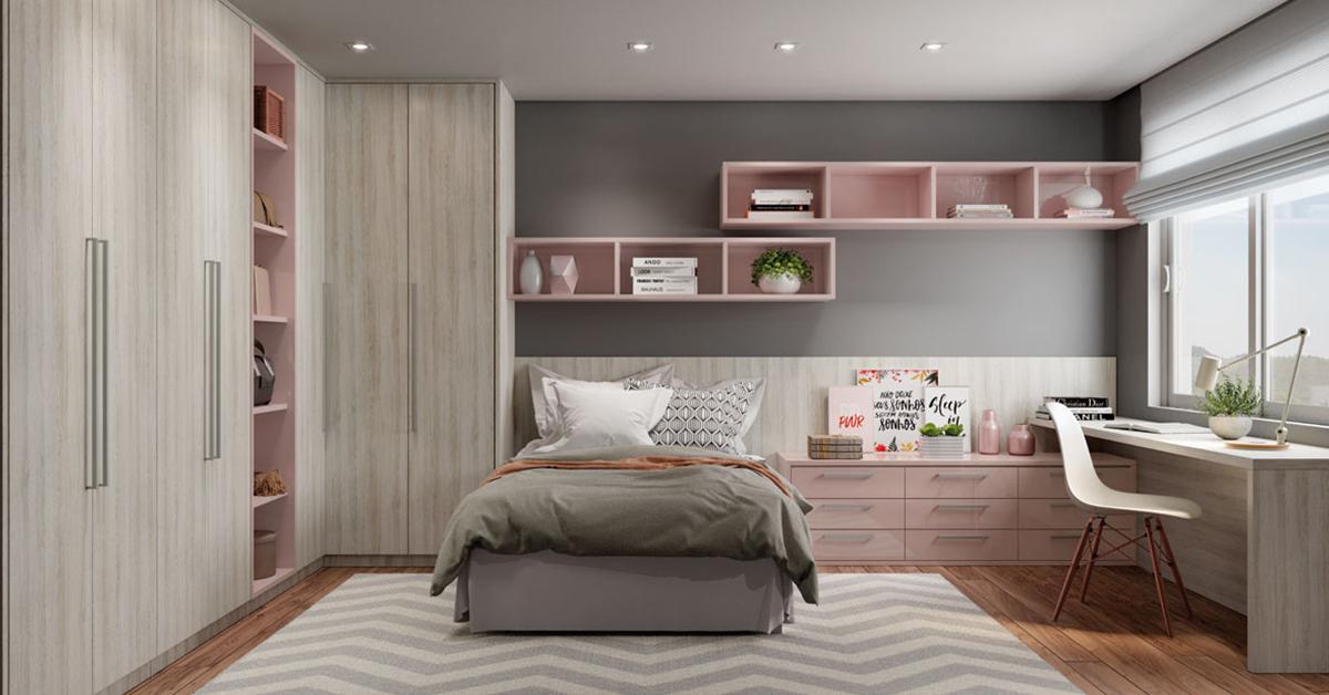 Dicas para Planejar o dormit�rio dos seus sonhos