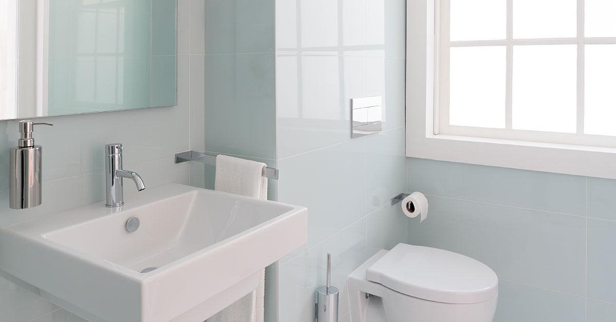 dicas para banheiros pequenos